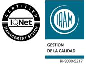 Certificación IRAM ISO DELVER